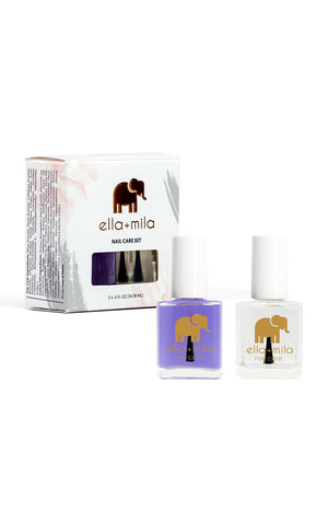 Ella + Mila 2-Pack: Nail Care Set