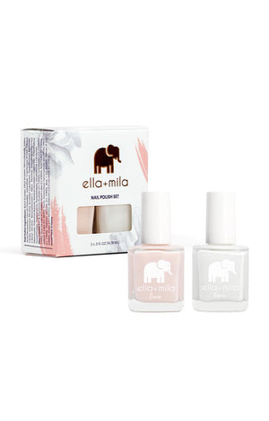 Ella + Mila 2-Pack: French Mani Set