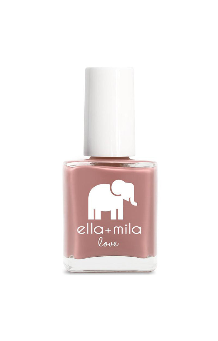 Ella + Mila Nail Polish: Toss the Boo-k