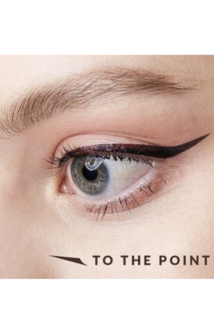 The Quick Flick Eyeliner: To the Point