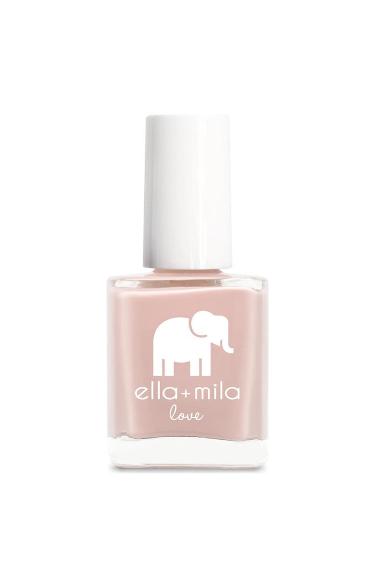 Ella + Mila Nail Polish: Pour the Bubbly