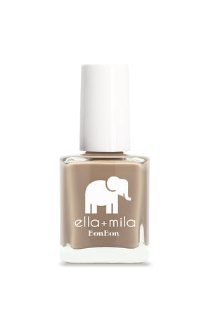 Ella + Mila Nail Polish: Mocha Dreams