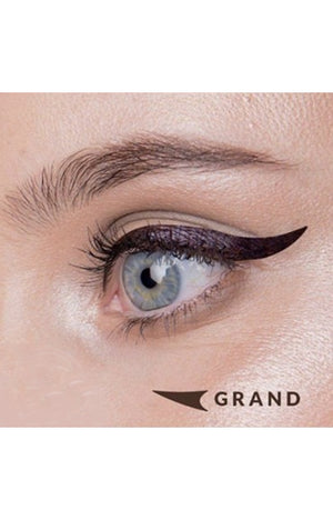 The Quick Flick Eyeliner: Grand 12mm