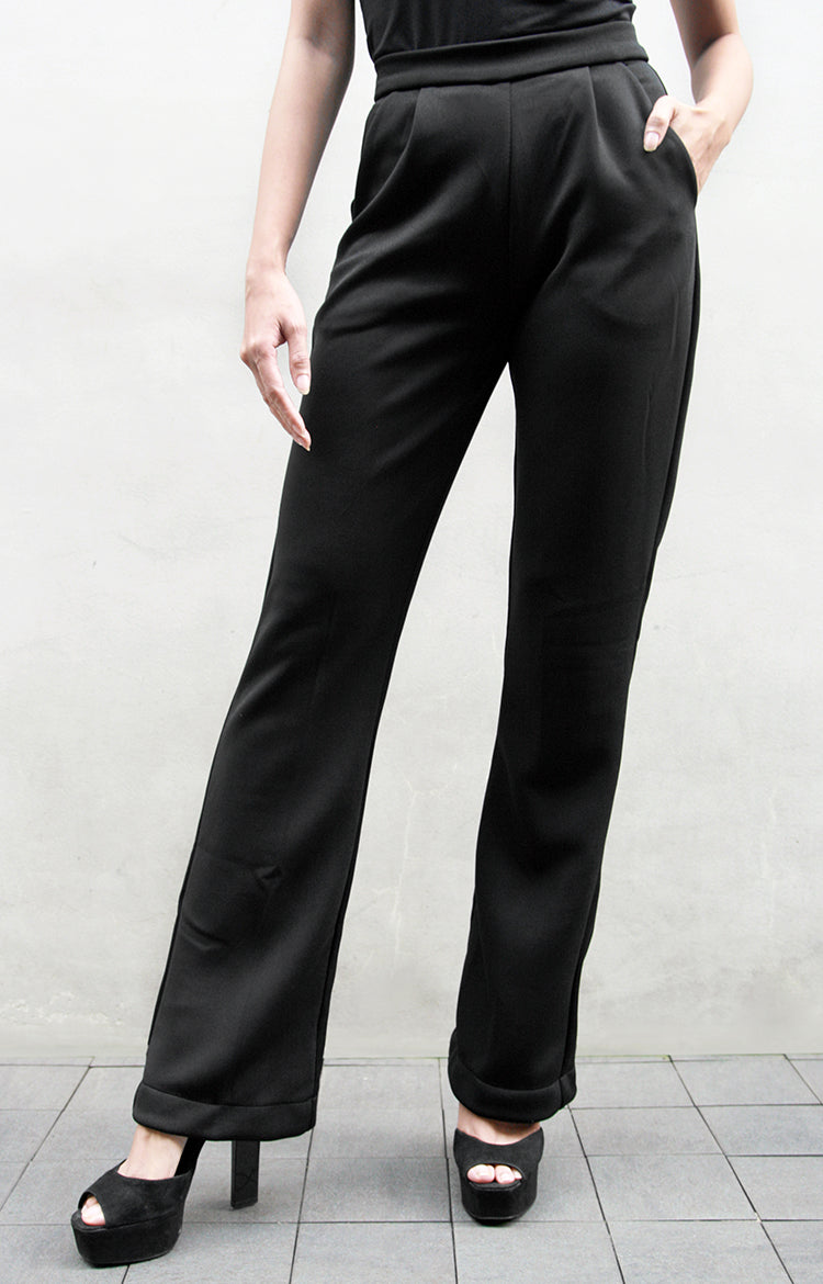 Finn Trousers - Black