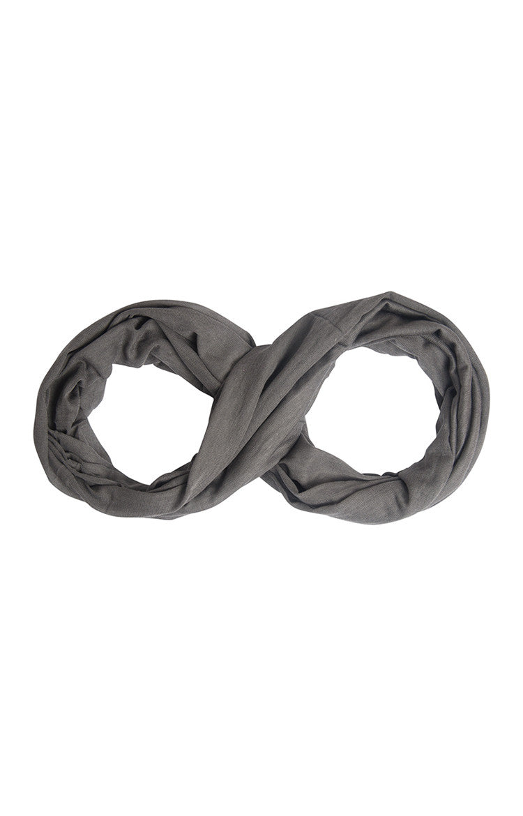LOOPSCARF-GRAY