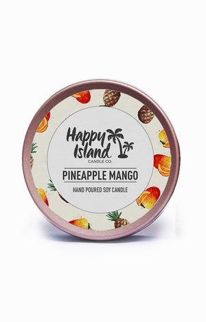 Scented Soy Candle- Pineapple Mango 2 oz/ 60 ML