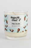Scented Soy Candle- Pina Colada 10 oz/ 300ML