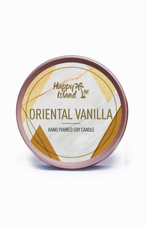 Scented Soy Candle - Oriental Vanilla 2 oz/ 60 ML