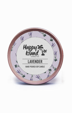 Scented Soy Candle- Lavender 2 oz/ 60 ML