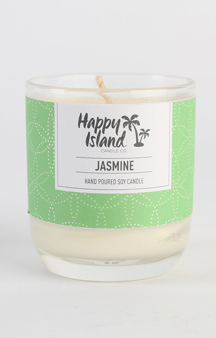 Scented Soy Candle- Jasmine 8oz/ 240 ML