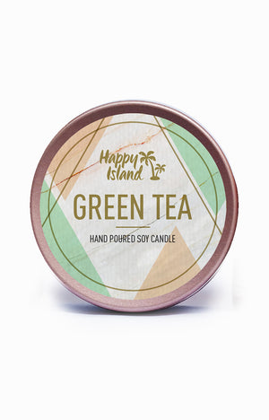 Scented Soy Candle - Green Tea 2 oz/ 60 ML