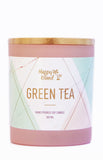 Scented Soy Candle - Green Tea 10 oz/ 300ML