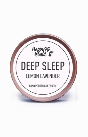 Scented Soy Candle- Deep Sleep 2 oz/ 60 ML