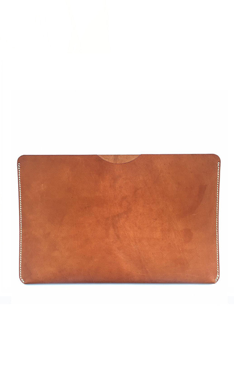 HUEVO Macbook Sleeve-Tan