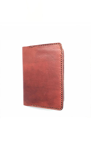 HUEVO Passport Sleeve-British Tan