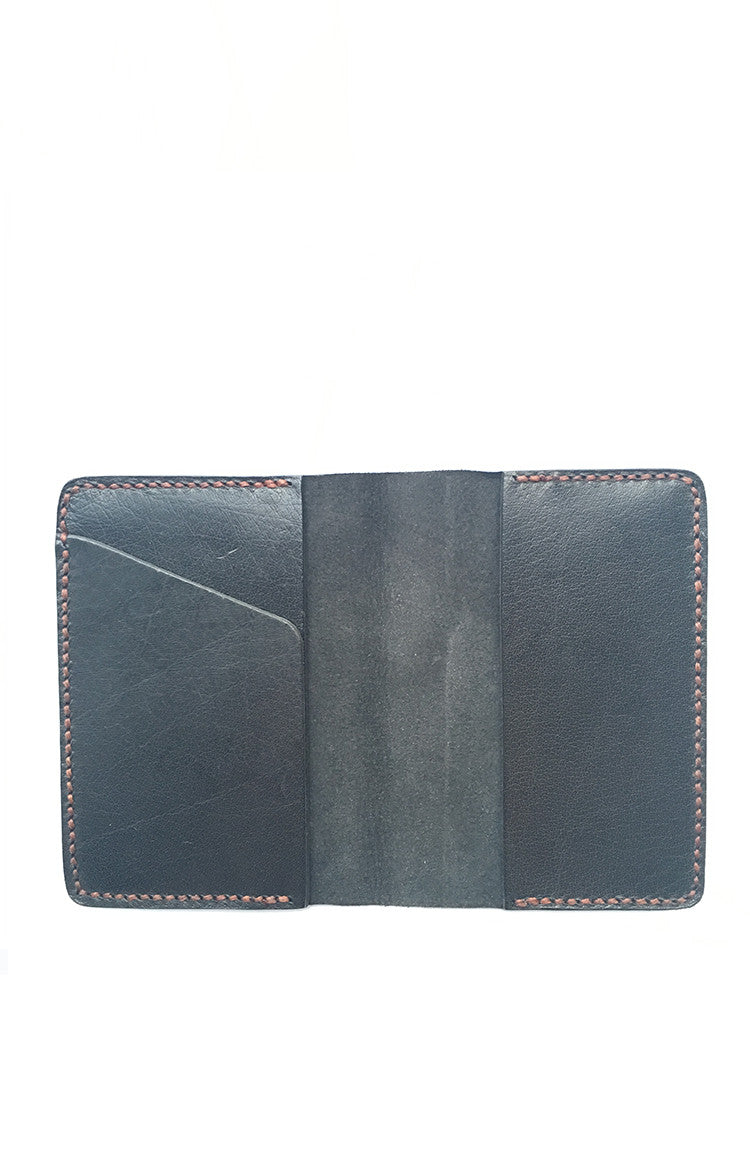 HUEVO Passport Sleeve-Black