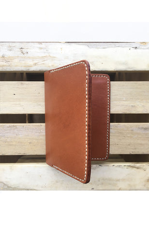 HUEVO Passport Sleeve-Tan