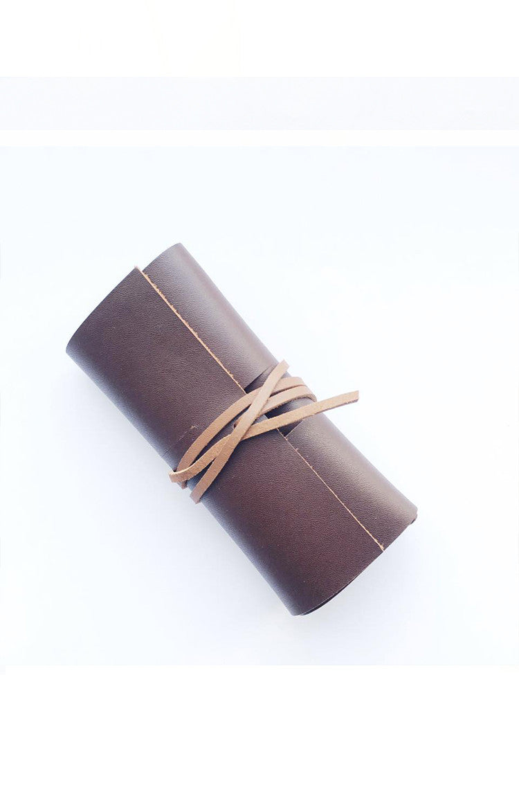 HUEVO Wire Burrito-Chocolate Brown