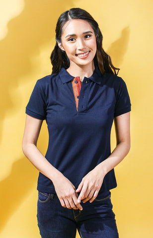 Women's Sports Shirt -Navy