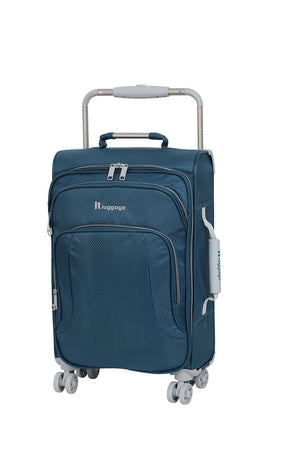 World's Lightest Luggage 8 Wheeler - Vapor Ashes- Small
