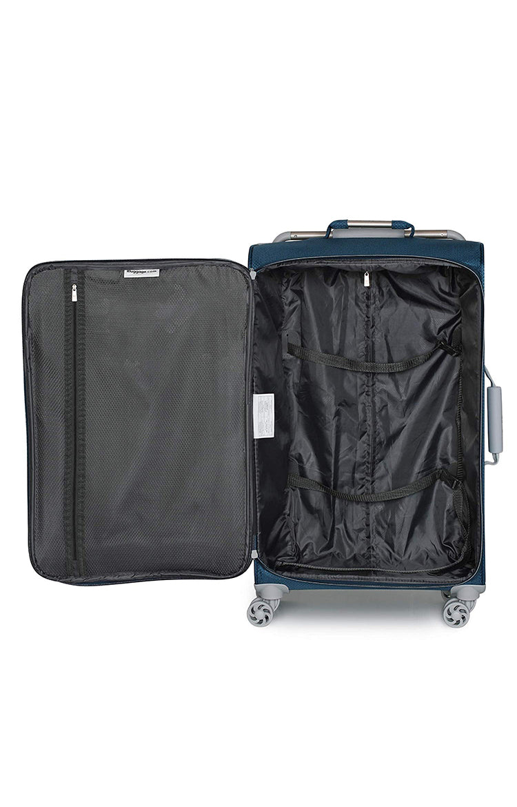 World's Lightest Luggage 8 Wheeler - Vapor Ashes- Large