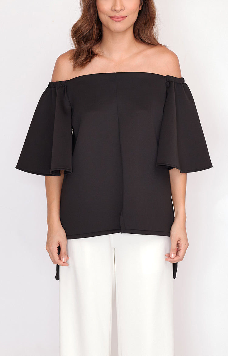 Off-Shoulder Lori-Black