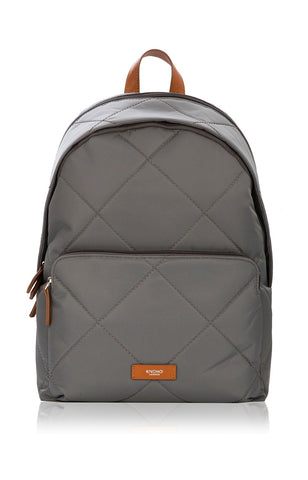 Knomo Bathurst Backpack 14 - Grey/Tan