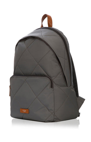 Bathurst Backpack 14 - Grey/Tan