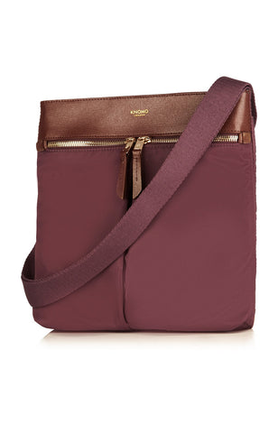 Tilney Tablet Crossbody 8 - Aubergine