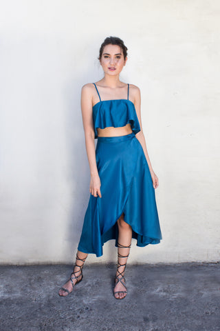 Diane Wrap Skirt