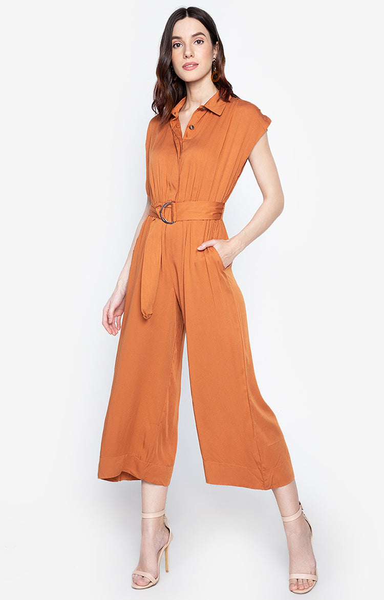 Jasmin Turn down Romper