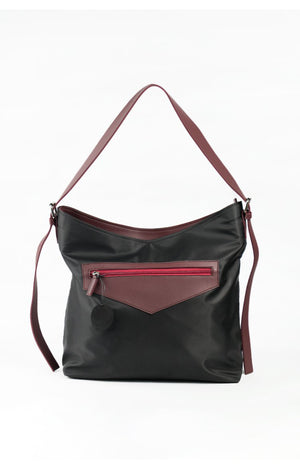Jade bag in Maroon