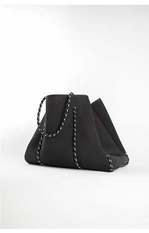 Colin Tote Bag in Black