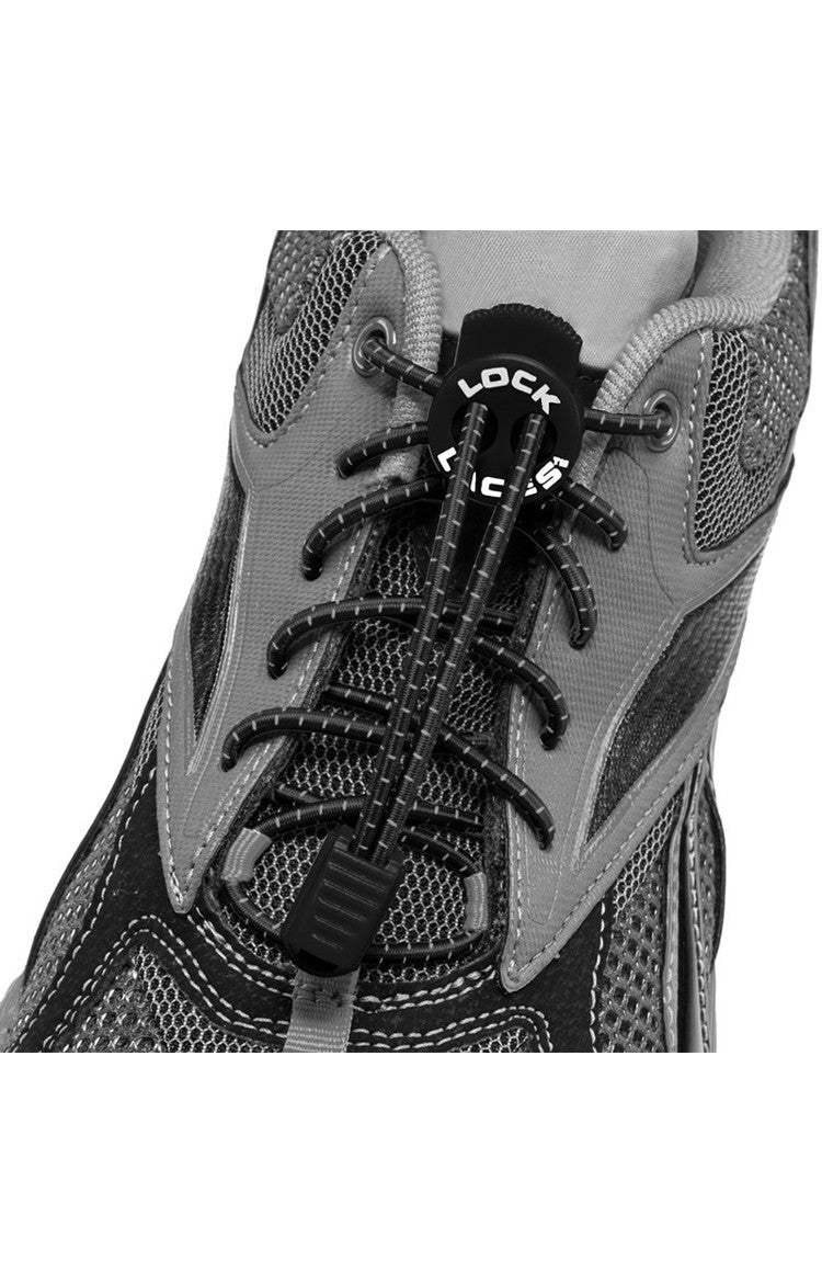 Lock Laces - Black