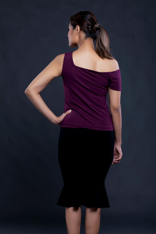 Idalia in Plum
