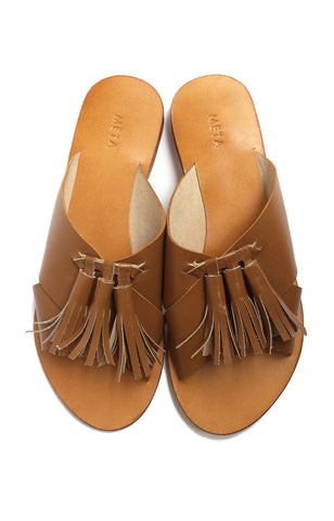Meta Meryl Slip On - Tan