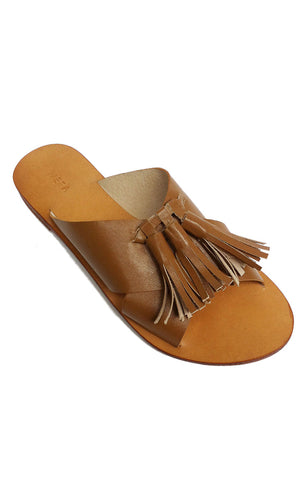 Meryl Slip On - Tan