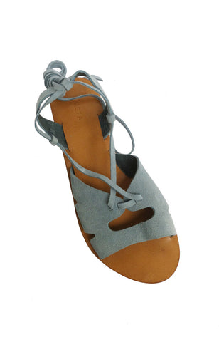 Naomi Sandals - Light Blue