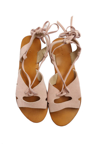 Meta Naomi Sandals - Light Pink