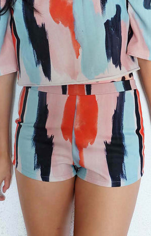 Neon Island Marrakesh Tailored Shorts