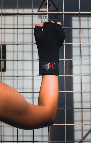 Neoprene Wrist And Palm Support (10-04)