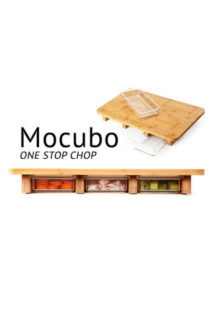 Mocubo - One Stop Chop