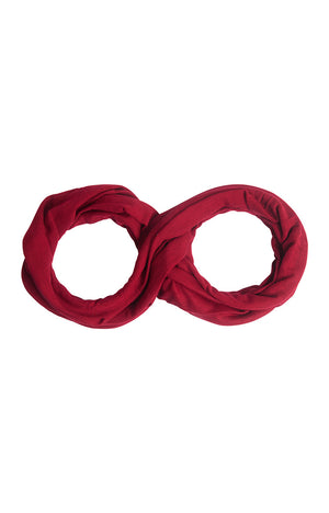 LOOPSCARF-RED