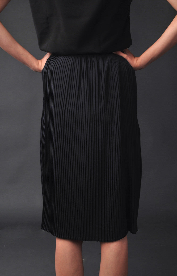 Holiday Party Skirt- Black