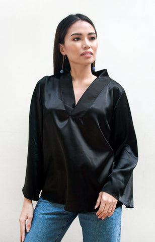 Sam Top - Black