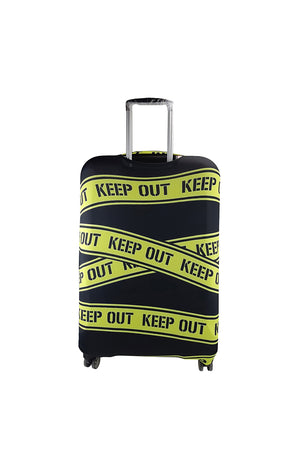 Smoothskies - Luggage Cover - Keep Out