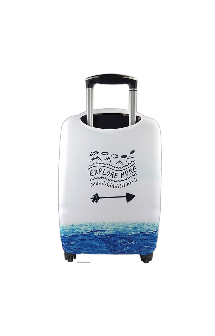 Smoothskies - Luggage Cover - Explorer