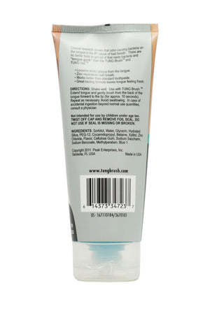 TUNG Gel 3. oz - Fresh Mint - Tongue Cleaner