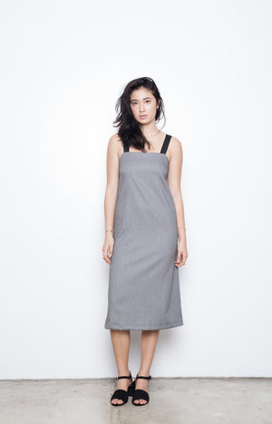 The Little Gray Dress