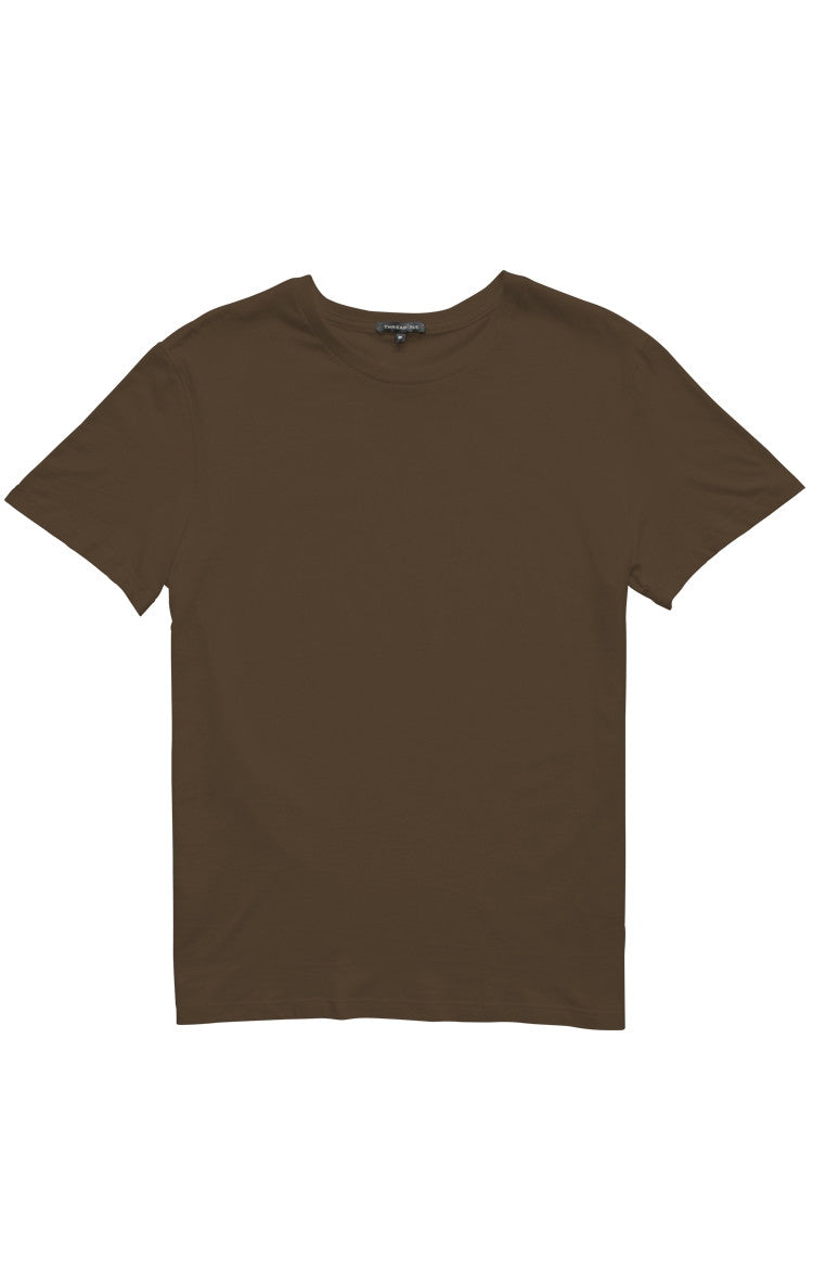 Thread 365 Men's S/S Crewneck Tee - Espresso